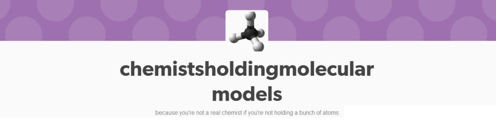 chemistsholdingmolecularmodels